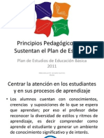 Implicaciones Docntes de Los Principios Pedagogicos