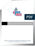 us youth soccer player development model