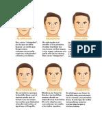 Tipos de Rostros Para Hombres