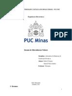 Ensaio de Microdureza Vickers