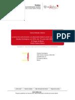 Andrade Adriana garcía (2009) - La teoría de la estructuración y su observación desde la acción