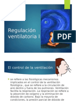 Regulación Ventilatoria I