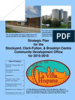 Strategic Planning Process - Stockyard, Clark-Fulton, Brooklyn Centre Community Development Office 2014-10-25-Presentation