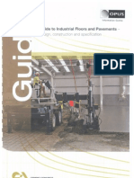 CCAA - T48 Guide to Industrial Floors and Pavements (2009)