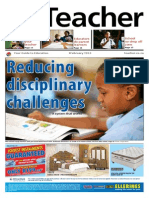 Reducing Disciplinary Challenges