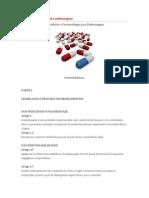 Farmacologia Aplicada a Enfermagem.