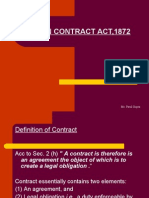 Indian Contract Act,1872