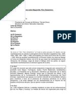 Informe de Bagua - Abril a Diciembre 2008.