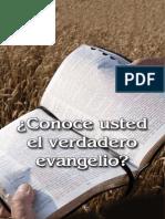 Verdadero Evangelio