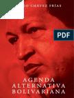 1996 Agenda Alternativa Bolivariana