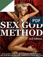 Sex God Method - 2nd Edition