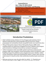 Journal Review Of Industrial Estate