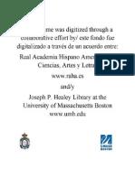 Cartas Geográficas Presentadas Por El Depósito de La Guerra en La Exposición Geográfica Que Se Celebra en Sevilla Con Motivo......... (1914)
