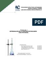 Informe Quimica Practica 7