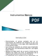 INSTRUMENTOS BÁSICOS 2015