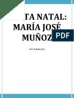 Carta Natal Kote Muñoz