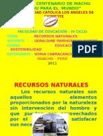 diapositivasrecursosnaturales-110415112945-phpapp01