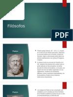 Filósofos de la Educación