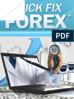 Quick Fix Forex Manual