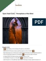 Ram Dass - Perceptions of the Mind
