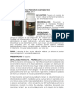 Saw Palmetto Concentrado GNC