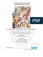 Filosofía Antología Interactiva Final