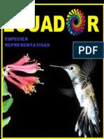 ecuador especies