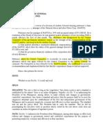 CERVANTES vs. Auditor General