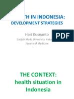Ehealth in Indonesia Development Strategies