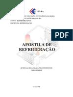Apostila refrigeração industrial