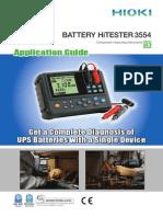Users Guide 3554E1-3ZM