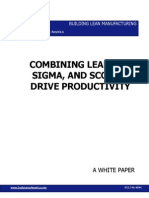 Lean Six Sigma and Scor White Paper