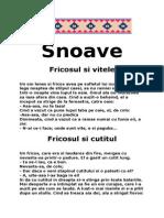 snoave