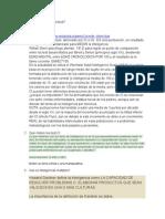 Investigacion CI-Inteligencias Multiples y Adecuaciones