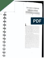 Kazdin (1994) - Modificacion de La Conducta y Sus Aplicaciones Practicas - Cap 4