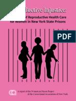 Reproductive Injustice FULL REPORT FINAL 2-11-15