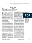 Pathophysiology of Fever