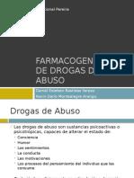 Farmacogenética de Drogas de Abuso
