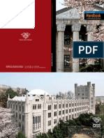 Kyunghee Handbook for International Scholar