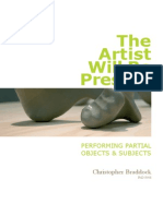 The Artist Will Be Present (2008)