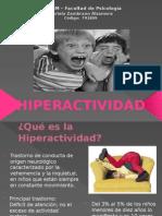 HIPERACTIVIDAD - ESTUDIO INTEGRAL