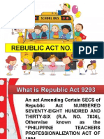 Reyes-RA 9293-Report Presentation.ppt