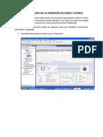 Configuración de La Conexión en WinCC Flexible
