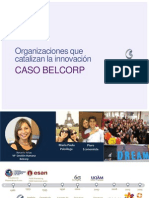 Proceso de Innovacion de Belcorpsarioariaschileago2014-140930102843-Phpapp01