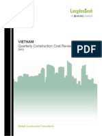 Construction Cost for Vietnam q4 2013