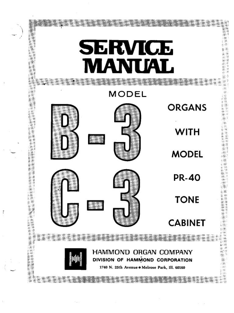 Hammond Organ b3-c3 Service Manual on wurlitzer organ schematic, hammond transformer wiring diagrams, hammond s6 organ schematic,