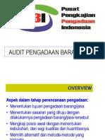 Audit PBJ