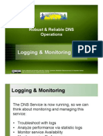 DNS.monitoring.logging