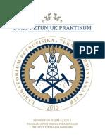 Modul Praktikum Lab Petrofisika 2015