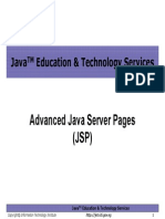 Advanced Java Server Pages (JSP).pdf